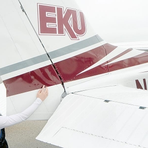 EKU Aviation aircraft