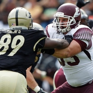 Offensive lineman Patrick Ford
